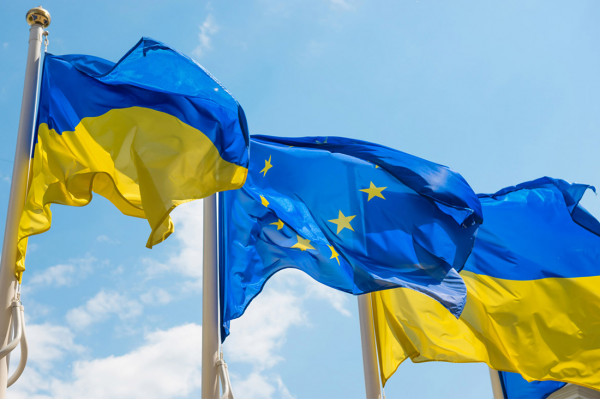 Як Україна співпрацює із Європейським Союзом?