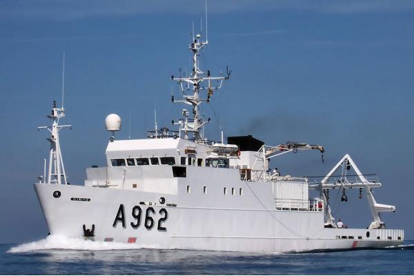 Бельгія надасть Україні дослідницьке судно для моніторингу Чорного та Азовського морів
