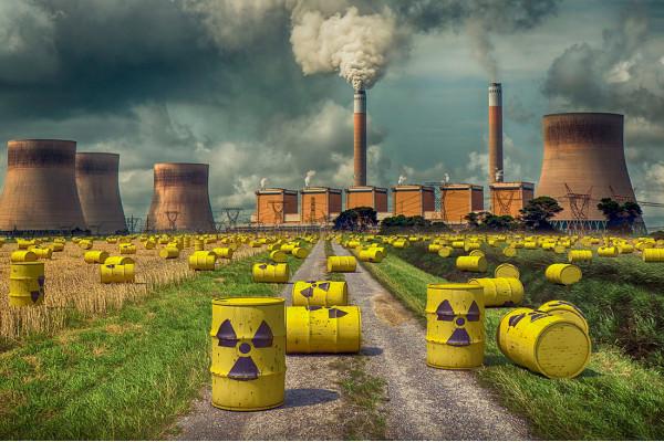 Європейський Союз впроваджує проєкт щодо правильного поводження з радіоактивними відходами