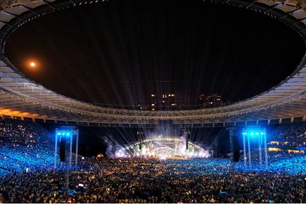 Українці завдяки щепленню від коронавірусу можуть отримати безоплатні квитки на святковий концерт на стадіоні «Олімпійський»