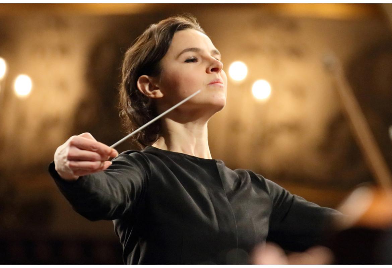 Українка Оксана Линів стане головною диригенткою театру в Італії