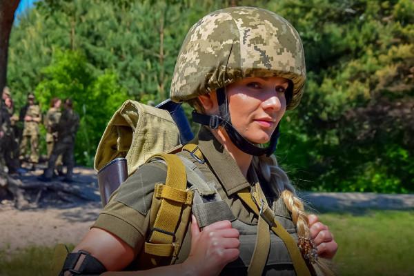 В Україні розробили прототип жіночого бронежилета