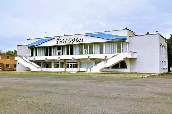 У аеропорті Ужгород здійснили перший рейс у рамках угоди між Україною та Словаччиною