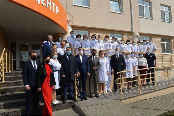 У Луцьку торік запрацював центр для підтримки передчасно народжених немовлят