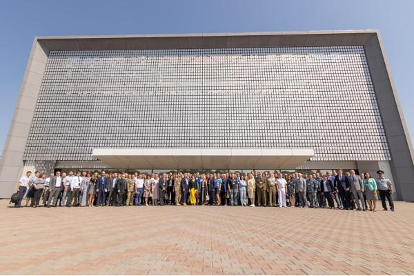 В Одесі стартували командно-штабні навчання «Непорушна стійкість» 20 (CORE20 TTX)