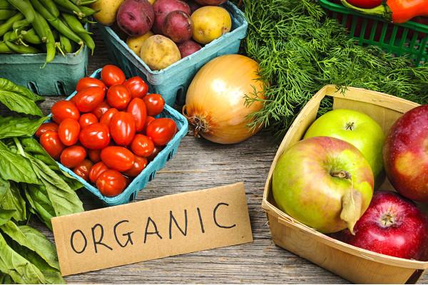 В Україні активно розвивається ринок органічної продукції