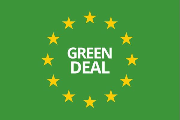 Україна планує брати участь у європейській стратегії Green Deal