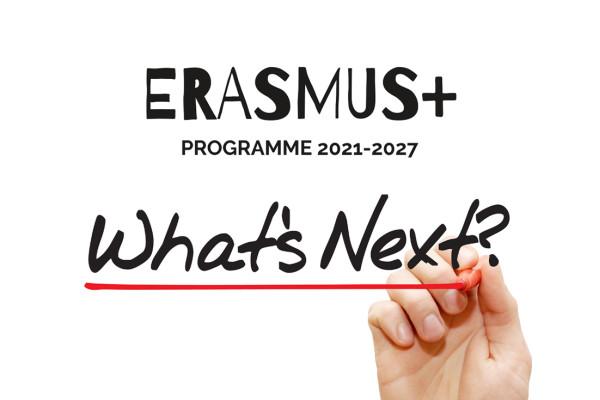 Нова Програма ЄС Erasmus+ 2021-2027 рр